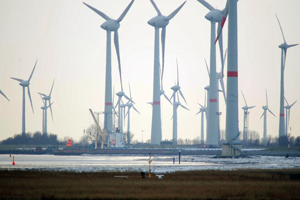Windpark emden