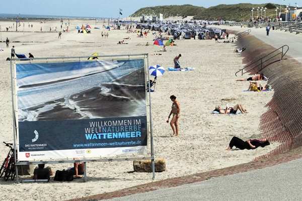 Willkommen im Weltnaturerbe: Norderney