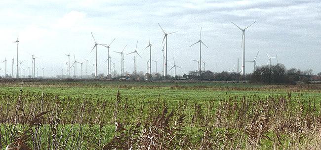 Windkraft aurich