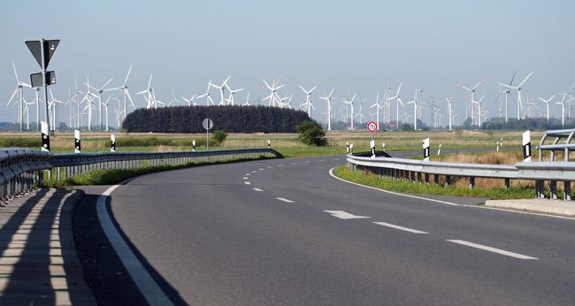 Umgehung_Windpark_Bensersiel