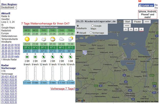 Wetter In Dornum